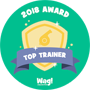 Top Trainer 2018 Award Winner